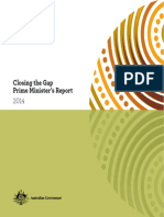 Closing the Gap Report 2014