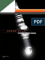 Spark Plug Technical Training Manual
