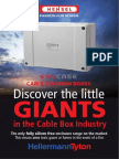 Little Giant Cable Junction Boxes