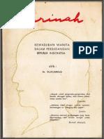 Sarinah Book