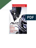 A&P - Alien vs. Predator - Marc Cerasini (Eng)