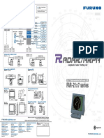 X-Band Arpa Radar (FAR-2127) Datasheet