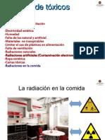 Las Radiaciones en La Comida