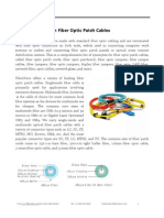 The Most Common Fiber Patch Cables