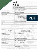 Relazione Dm 2008 Fondazioni