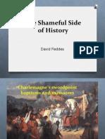 10 the Shameful Side of History