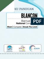 Blancon Guide Book