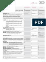 Audimaintenanceschedulemodelyear Audi Leak - Audi maintenance schedule