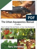 Urban Aqua Ponics Manual