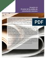 Monografico 8 - El sector de los medios de comunicación mexicano vf