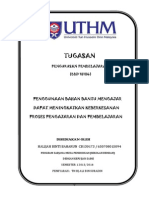 Pengurusan Pembelajaran Tn Hj Ali Individu Halijah Bt Baharun CB130173