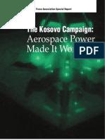The Kosovo Campaign