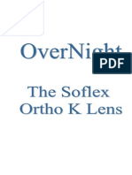 Soflex OverNight English Booklet