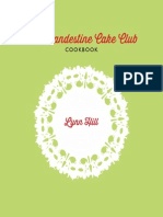 The Clandestine Cake Club