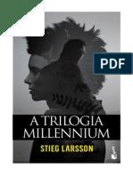 Trilogia Millenium - Stieg Larsson