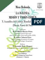Cartel Mesa Redonda 19-II-2014 A