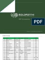 Boldrocchi ESP Conversions 2013