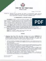Ordinanza Domenica Ecologica 16 Febbraio 20140211