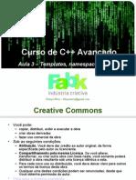 C++ Avancado Aula 3