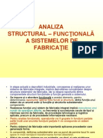 C1 ANALIZA Structural Functionala