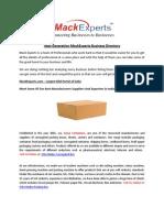 MackExperts.com - The Largest B2B Portal of India