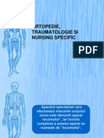 1. Ortopedie, Traumatologie Si Nursing Specific