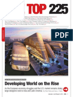 ENR the Top 225 International Design Firms 2013