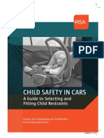 Child Safety in Cars