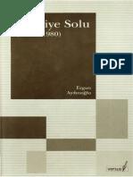 Aydınoğlu, Ergun - Türkiye Solu (1960-1980)