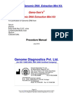VHB - ADN Extraction