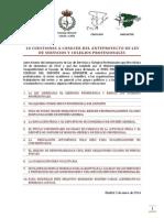 20140118 FORO 10 Cuestiones a Conocer Del APLSCP