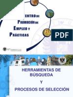 Herramientas de búsqueda y procesos de selección (Antonio Lozano Ortega)