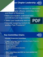 Chapter Leadership
