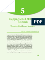 Mapping Mixed Method Reserach