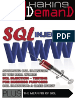 Hakin9 on Demand - 201202_Hakin9 SQL Injection