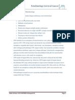 Patofisiologi Cervical Cancer