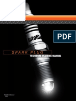 Spark Plug Technical Training Manual