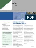 Sicherheit Von Roboteranlagen
