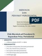 Merokok Dan Penyakit Periodontal