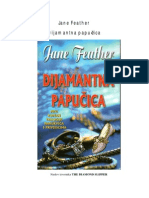 Jane Feather - Dijamantna papučica