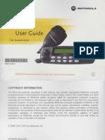 Motorola GM338 User Guide