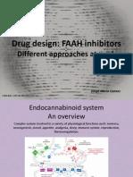 Drug Design FAAH Inhibitors