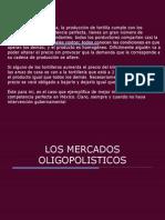 Los Mercados Oligopolisticos