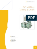 Motors - DC Mill Duty