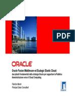 Ninoguarnacci Fabriziomarini Oracle Master Oracle Fusion Middleware Ed Exalogic Elastic Cloud