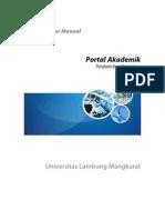 Manual Portal Mahasiswa