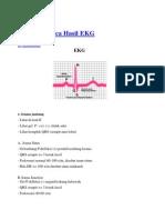 Cara Membaca Hasil EKG