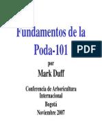 Fundamentos de La Poda 101