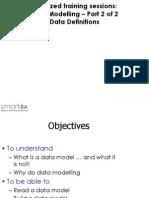 08 Data Modelling Pt2