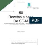 50 Recetas de Soja (INTA)